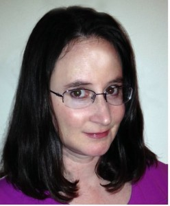 Cora Dickson, ESRREC President