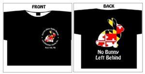 Official ESRREC T-Shirt: $20 plus shipping